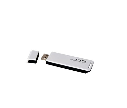 Tp link tl wn321g 54mbps wireless usb adapter